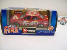"""Alfa Romeo 156 (932) #3 """"SELENINA"""" WTCC 2006, Rot, Bburago 1:43, OVP"""