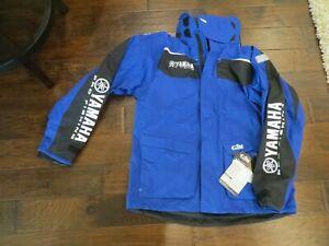 New Gill Team Yamaha Professional Fishing Blue XL Coast Jacket