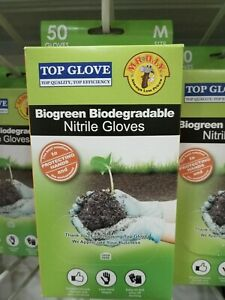 TOP GLOVE-BIOGREEN BIODEGRADABLE NITRILE GLOVES