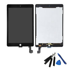 CW_ For iPad Air 2 A1566 A1567 LCD Digitizer Touch Screen Assembly+Home Button T