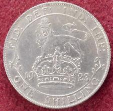 GB Shilling 1923 (E0901)