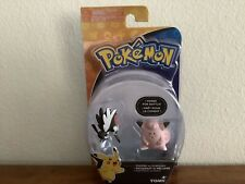 pokemon tomy clefairy and pipipek used in box