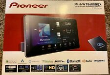 "BRAND NEW IN BOX PIONEER DMH-WT8600NEX 10.1"" MECHLESS HD FLOATING SCREEN"
