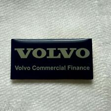 Volvo Commercial Finance Pin Auto Car Tie Tack Hat Vintage Lapel Pin