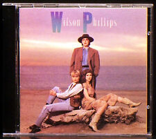 Wilson Phillips by Self Titled (CD, 1990, SBK Records)