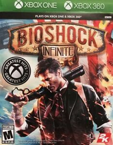 Bioshock Infinite Xbox One Great Condition Complete Fast Shipping