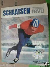 1968 ? SPECIAL SCHAATSEN,ICE SKATING K VERKERK,LIEBRECHTS,NILSSON,ANTSON,MOERAT