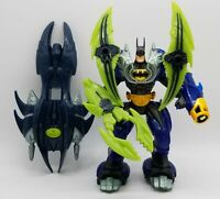 2000 Hasbro Mission Masters Batman: R.A.M. BAT BATMAN