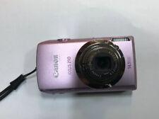 Canon IXUS 210 14.1MP Digital Camera - Touch Screen- Purple