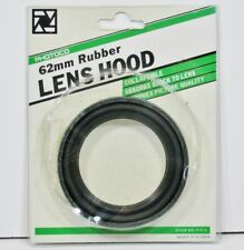PHOTOCO Collapsible Rubber Lens Hood 62mm NIP