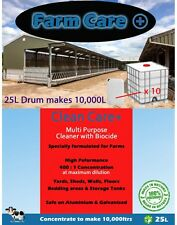 CLEAN CARE FARM CLEANER WITH BIOCIDE - FARM CARE by Trade Chemicals