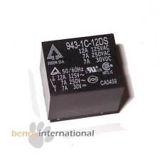 12V RELAY SPDT 7A 250V AC Form 1C Arduino - AUS STOCK