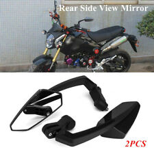 Motorcycle General Scooter ATV Thread Rearview Mirror Side Angled Mirrors Part