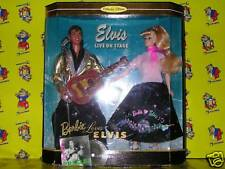 BARBIE e KEN BARBIE LOVES ELVIS PRESLEY ED. LIMITATA