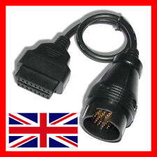 MERCEDES BENZ OBD2 38 PIN ADAPTOR DIAGNOSTIC LEAD CABLE