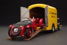 Exoto 43 | 1931 AR 500 Scuderia Ferrari Race Car Transporter | # EXO00001GS2