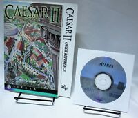 Ceasar II PC Game Windows & Instructions Sierra Solitaire Quest For Glory V Demo