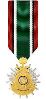 Saudi Arabia Liberation Of Kuwait Medal Miniature Anodized