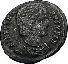 HELENA Constantine the Great Mother 325AD Ancient Roman Coin Securitas i58393