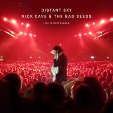 """NICK CAVE & THE BAD SEEDS : DISTANT SKY LIVE IN COPENHAGEN :12"""" VINYL EP"""