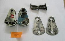 FIAT 124 SPIDER 1968 APPROX DOOR LOCK CATCHES (REF 269)