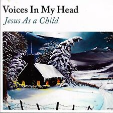 Jesus As A Child [Single] [Digipak] by Voices In My Head (Cd 2009) [1 trk]