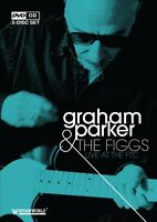GRAHAM & THE FIGGS PARKER - LIVE AT THE FTC  DVD+CD NEU