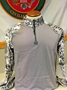New LBX Assaulter Shirt Snow Raptor - XLarge