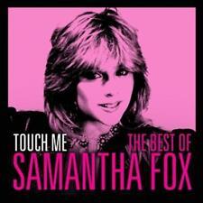 Touch Me-The Very Best Of Sam Fox von Samantha Fox (2014), Neu OVP, CD