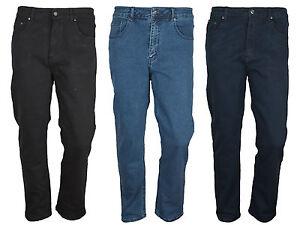 Herren Jeans,  Stretchjenas, Jeans Hose, Denim von SOUNON®