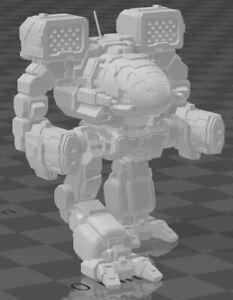 Battletech Clan Mechs