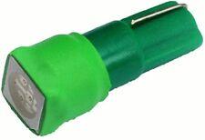1x GRÜNE LED SMD Stecklampe T5 w1.2w Lampe Tacho Beleuchtung 1,2 Watt 12V grün