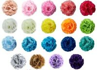 "7"" / 10"" Flower Kissing Ball Rose Pomander Wedding Party Home Decoration"