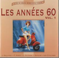 CD LES ANNÉES 60 Vol 1      3030