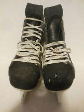 Bauer Impact 100 Ice Hockey Skates Size 10R  Mens 11.5 US
