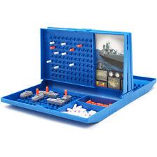 BATTLESHIP SEA BATTLE STRATEGY CLASSIC 2 PLAYER FUN FAMILY GAME GIFT COMBAT NEW