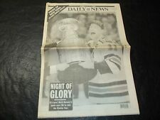 1994 Stanley Cup Finals Newspaper Daily News NY Rangers vs Vancouver Canucks