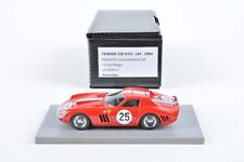 "1/43 Remember FERRARI 250 GTO 1964 ""24 H Le Mans"" Ireland-Maggs/n AMR BBR Ilario"