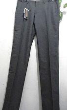 FB Fasion Gray Plaid Men Casual Italian Pants Size US XL 40 EU 56 NEW!