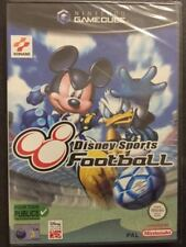 Nintendo GameCube Cube WII Disney Sports Football NUOVO FACTORY SEALED  >ITA<