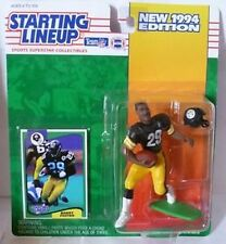 Barry Foster Pittsburgh Steelers Starting Lineup Action Figure NIB Kenner 1994