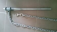 Hunting, Camping, Goat, Sheep, Dog, Chain & Swivel