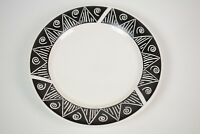 Oneida Casual Settings dinner plate - Shadow pattern