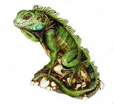 Harmony Kingdom Artist Neil Eyre Designs lg lizard green iguana reptile LE 27