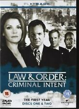 Law & Order: Criminal Intent - Season 1 - The First Year [2001] [DVD]