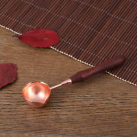 Wax Spoon For Wax Seal Stamp Greeting Card Wax Seal Beads Sticks Tool Melting EF