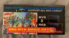 Neo Geo Magic Key MVS converter (boxed)
