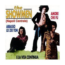 CD NAPOLI CENTRALE THE SHOWMEN 8014406602265