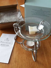 PartyLite Hollywood Glamour Aroma Melts Warmer-P8709-New in box