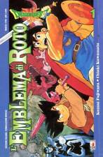 manga STAR COMICS DRAGON QUEST - L'EMBLEMA DI ROTO numero 1